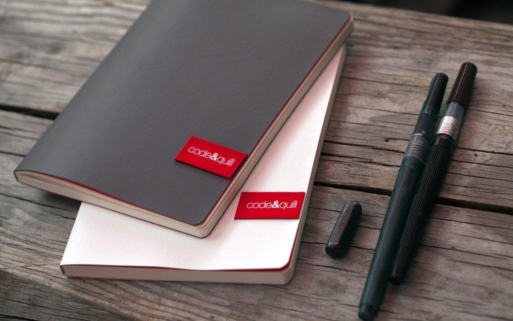 Code & Quill Origin Notebook